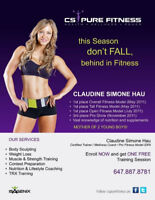 ***GUARANTEED RESULTS WITH CS PURE FITNESS***