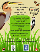 4th Annual Feathered Friends Festival