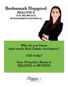 Do you require Real Estate Assistance in Nova Scotia?