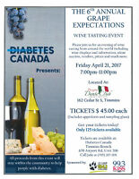 6th Annual Grape Expectations - Wine Tasting Event