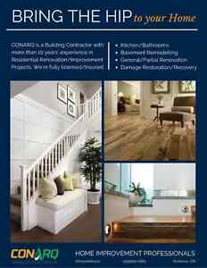 Avoid Renovation Disaster: trust your Home to a Professional Cambridge Kitchener Area image 1
