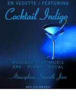 musiciens pour cocktail Montréal