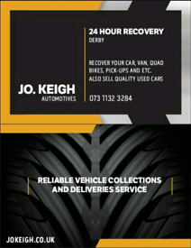24 HOUR RECOVERY SERVICE