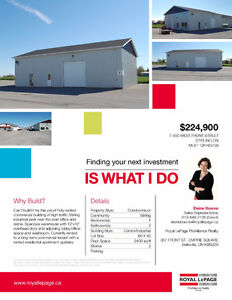 Big Space at a Small Price in Stirling, ON Belleville Belleville Area image 2