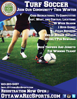 Join Sunday Coed Soccer This Spring!
