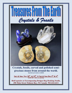 Crystals & Fossil Sale