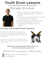 Drum Lessons for Kids - first lesson free!