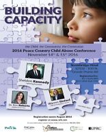 2016 Peace Country Child Abuse Conference