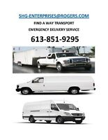CITYWIDE EXPRESS DELIVERY $45 ● EXPRESS MOVE $345 ● TOWING $75