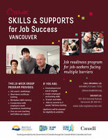 Are you looking for work? Free Employment Program at ISSofBC