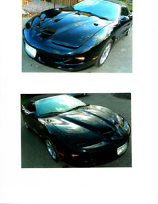 2001 immaculate Trans Am for sale, low kilometres. Family owned.