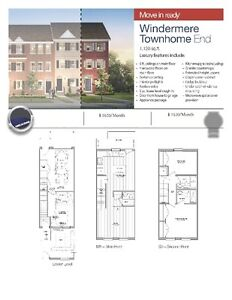 *** FRESH &  GORGEOUS***  2-BR  WALK UP  TOWNHOME FOR RENT .