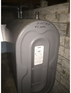 Oil Tank - home heating  680L