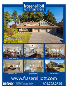 Elegant, executive home extensively renovated!