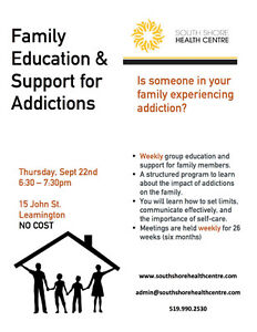 Addictions Services in Leamington