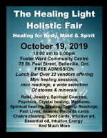 Healing  Light Holistic Fair