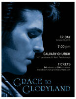 """Grace to Gloryland - Gospel music of """"The King of Rock n Roll"""""""