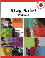 Stay Safe! (First-Aid & Safety) course for children age 9-13
