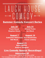 Laugh House Summer Comedy Concert Series