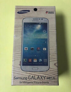 "Samsung Galaxy Mega 5.8"" Cell Phone - BRAND NEW - Free Shipping!"