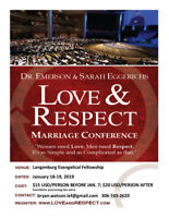 Love and Respect Marriage Video Conference - Langenburg