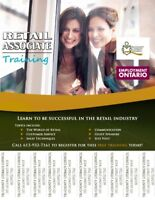 Free Retail Associate training - in time for the hiring season