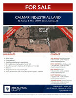 Calmar Industrial Land for Sale