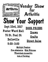 Support Arthritis Society