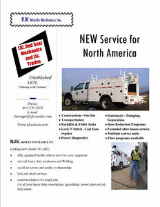 Mobile Mechanics or Independent repair Shop.... - Attention. North Shore Greater Vancouver Area image 1