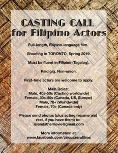 Actor Find Or Advertise Tv Media Fashion Jobs Casting Events