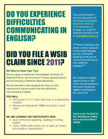 DO YOU EXPERIENCE DIFFICULTIES COMMUNICATING IN ENGLISH?