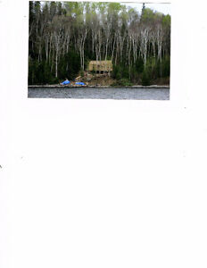"Excellent Walleye Lake  Newer Camp & 162 Acers "" Deeded Land"""