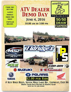 ATV Dealer Demo Days