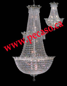 Swarovski Crystals Chandeliers buy direct from supplier