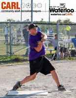 Slo-Pitch Players Wanted!