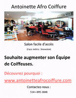 ANTOINETTE AFRO COIFFURE