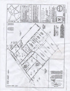Approved building lot for sale