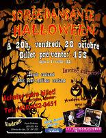 Party Soirée Dansante Halloween