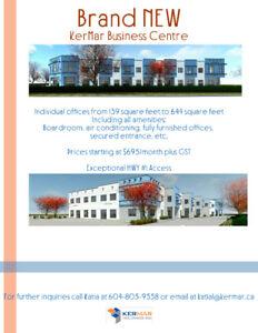 New KerMar Office Space