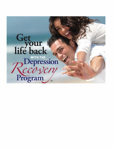 Free from anxiety & depression through education and group work Peterborough Peterborough Area image 1