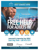 FREE Education For Adults