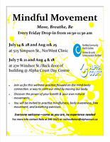 Mindful Movement at Norwest Community Health Centre