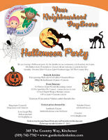 Halloween Party - Community Event