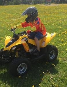 CAN-AM 4 wheeler !