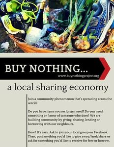 Buy Nothing Barrie South