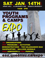 Youth Programs and Camps Expo