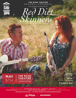 The Bank Theatre Presents UK Duo RED DIRT SKINNERS