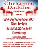 ITS FOR A GREAT CAUSE CHRISTMAS DADDIES