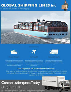 Global Shipping Lines Inc,
