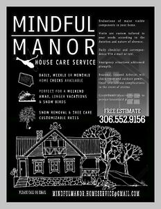Mindful Manor House Care Services